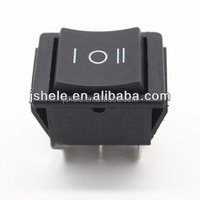 KCD3-203-2 dpdt ON-OFF-ON KCD3 6 pins rocker switch