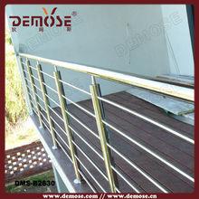 diseño de barandillas de hierro para balcones