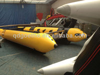 Exciting GTG550 High Speed Inflatables Boats for sale
