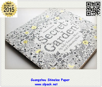 2015 wholesale best selling children coloring Book /adult coloring book/secret garden