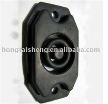 rubber component