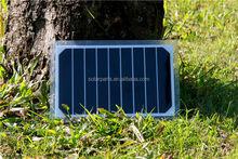 PV PET sun power solar panel