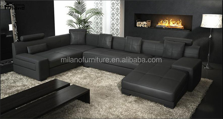 Canape leaher sofa with led light and cabinet buy canape for Canape user manual pdf
