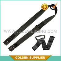 factory custom quick adjust 2 point weapon sling/back up pants belt