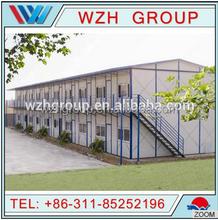 Prefabricated college dormitory/ prefab college classroom design and installation