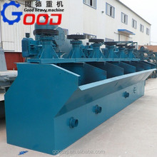 GHM SF forth flotation machine in Mineral Separator