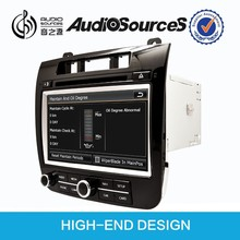 headrest monitor car dvd for volkswagen touareg car audio system with bluetooth phonebook OPS IPAS car infor door cue OBD