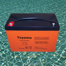 12V100Ah deep Cycle Battery AGM battery electric vehicles battery