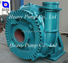 Rubber lined sand dredge gravel pumps made in china