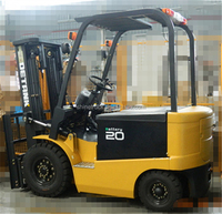 FB20 AC Motor good condition electric forklift for sale
