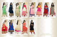 ANAARKALI SUITS AND KURTIS