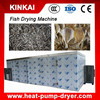 200~2500kg per batch fish drying machine for dried fish dryer