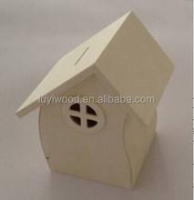 2015 venta al por mayor de madera de madera de madera birdhouse