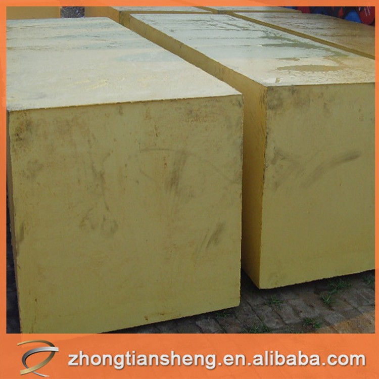 Rigid Polyurethane Foam Panels : Widely used material polyurethane foam block
