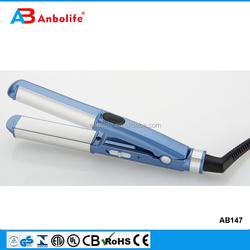 Tstudio Silk Ceramic Flat Iron,1 Inch LCD Display Hair Straightener