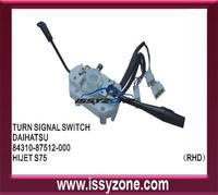 Drop shipping For DAIHATSU HIJET S75 84310-87512-000(RHD) HeadlightWiperTurn SignalsLightslight Column Switch Combo ICSDH006