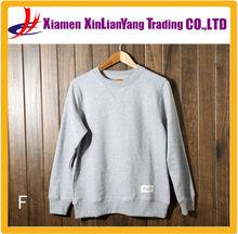 sweatshirt men wholesale crewneck sweatshirt plain sweatshirts