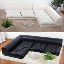 PVC floor sofa coach B112