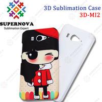 Custom Mobile Phone Case for xiaomi 2