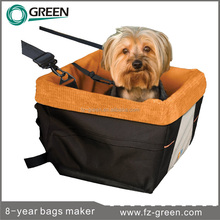 Pet carrier dog booster box dog car seat carrier