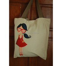 China Manufacturer fashion tote bags, most popular foldable plain cotton tote bag, eco custom shopping bag