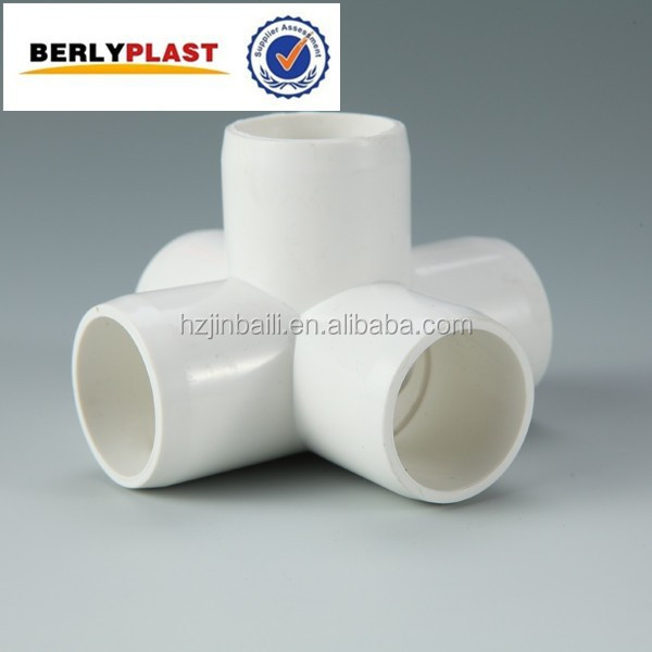 Sch pvc pipe way elbow fitting wire connectors buy