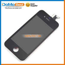 Amazing price touch screen digitizer ,lcd touch with frame for iphone 4s