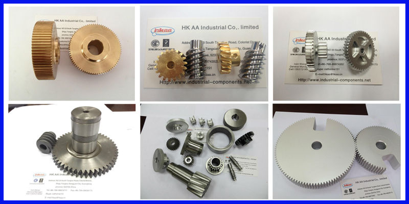 kinds of gears