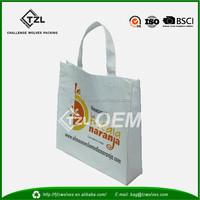 2015 New Fashion China Alibaba PP laminated non woven shopping bag