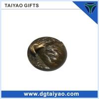 antique metal 3d souvenir coin toys for promotion