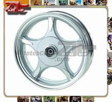 Hot sale wholesale motorcycle parts motorcycle front wheel rim for gy6