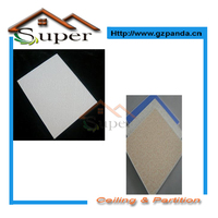 Lowest Price and Excellent Quality PVC Gypsum Ceiling Tiles