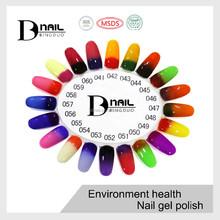 Quality guarantee 1 years Offer private labels nail polish / nail gel polish
