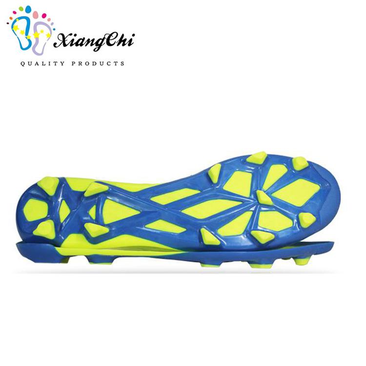 Для продажи Новая Модель массового Тип Футбол обувь подошвы