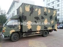 box truck JMC light VAN truck (JNDFA5060XLCJ Small van truck 5 Ton )