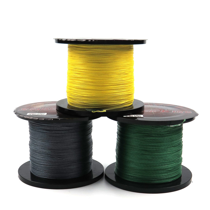 wholesale multifilament braided fishing line 500m braid