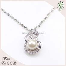 Cheap Summer Popular Decoration Gorgeous Pearl Necklace
