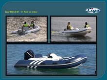Liya 3.3 m factory direct top vente la mini côtes bateaux de vitesse à vendre