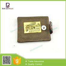 Best Choice elegant money clip man leather wallet