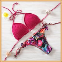 2015 new style young girl sexy bikini beach wear for wholesales beach wear