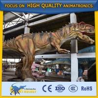 Cetnology China large animated moving dinosaur animatronics