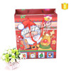 Promotion cutom color printing paper gift bag
