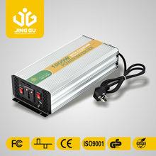 JINGGU 1000w 1kw pv inverter off grid solar power inverter 12v 220v inverter with battery charger