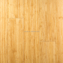 Carbonized And Natural Click lock Strand Woven Bamboo Flooring