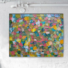 New product colorful abstract painting abstract art painting simple abstract paintings