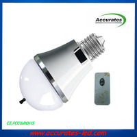 guangzhou factory price 3w 5w 7w led anion lamp
