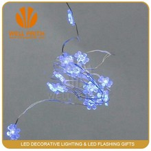 Christmas Tree Decoration Anise Flower Copper Wire 33Ft 10M 100 LED Lights Strings