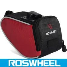 Wholesale bicycle bag of new design waterproof EVA bicycle saddle bag 13565