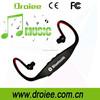 Best neckband bluetooth headphones cheap bluetooth stereo headphones(TP-9 Black)