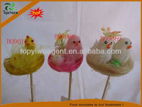 Hanging chicks toys for Living room decoration